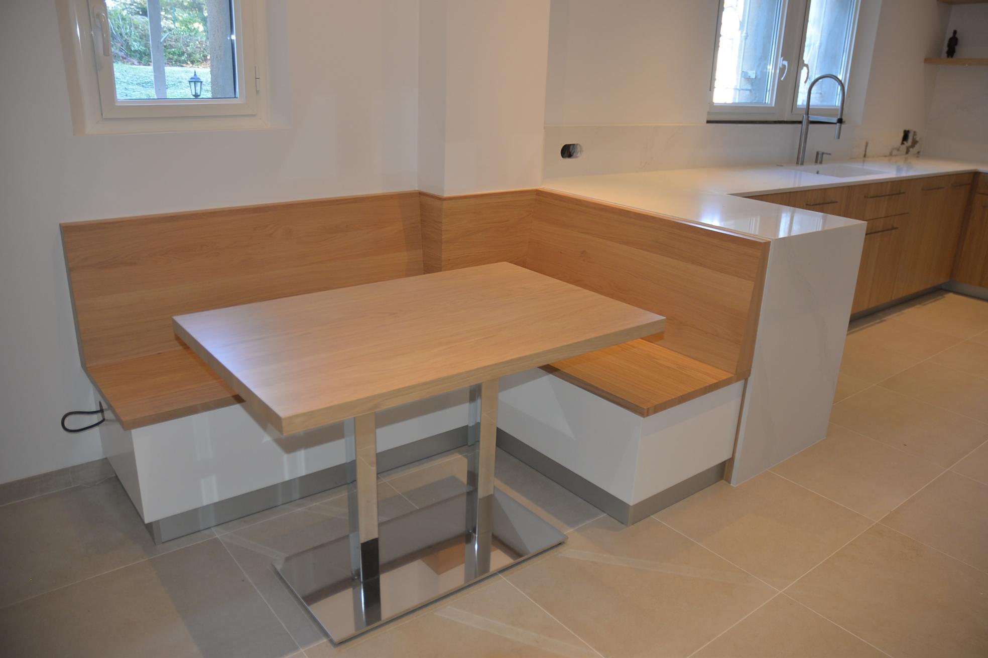 Ebeniste Aix En Provence cuisine villa aix en provence - agencement intérieur et